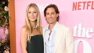 So süß gratuliert Gwyneth Paltrows Mann ihr zum Geburtstag