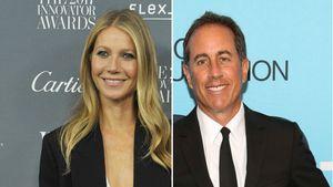 Gwyneth Paltrow: Hochzeits-Probe-Essen bei Jerry Seinfeld