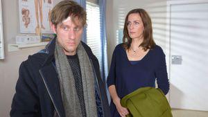 GZSZ-Stars Merlin Leonhardt und Ulrike Frank