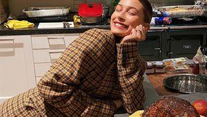 Hailey Bieber stolz: Sie brät ersten Thanksgiving-Truthahn