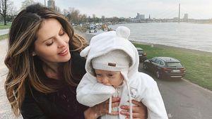 Aliya Frances: So ist Hana Nitsche auf Baby-Namen gekommen!