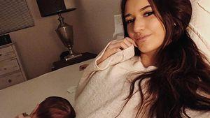 Hanna Weig: So süß sorgt Tochter Delia für schlaflose Nächte