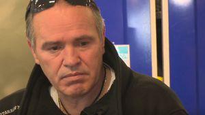 Gesundheitsrückschlag: Silvias Harald hatte Wasser in Lunge