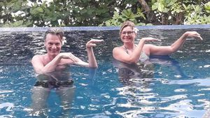 Sieben Monate nach Jawort: Maren Gilzer genießt Honeymoon