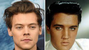 War bei Probe: Spielt Harry Styles Elvis im neuen Biopic?