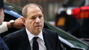 Beamte in Sorge: Besteht Suizid-Gefahr bei Harvey Weinstein?