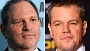 Harvey-Weinstein-Skandal: Schützte Matt Damon den Filmmogul?