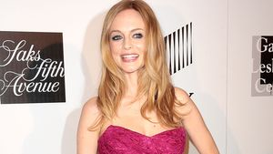 Bombshell mit 43! Heather Graham sexy in pink