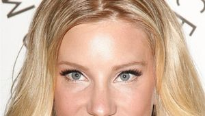 Alarmstufe Rot auch bei Glee-Star Heather Morris!