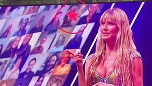 GNTM-Finale: Bild von vermeintlichem Webcam-Penis geht viral