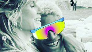 16. Geburtstag: So süß gratuliert Heidi Klum Henry im Netz