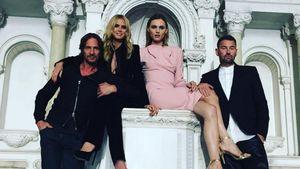 Transgender-Model Andreja Pejic unterstützt die GNTM-Jury