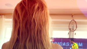 Komplett nackt? So schaut Heidi Klum mit ihrem Tom Fußball
