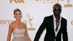Seal & Delta Goodrem bereits im Partner-Look?