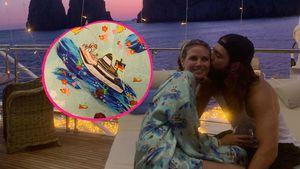 Dank ihrer Kinder: Heidi Klum trägt Hochzeit auf Kleid!