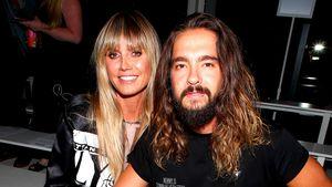 Im Tokio-Hotel-Clip: Heidi & Tom plaudern Liebesdetails aus