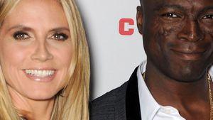 Gemeinsame TV-Sache: Heidi Klum & Seal wieder vereint!