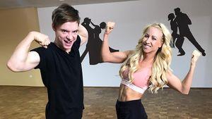 """""""Let's Dance""""-Kathrin motiviert: Sie macht Heiko zum Profi!"""