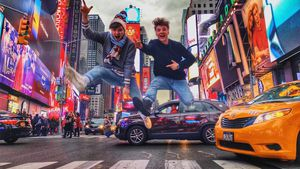 Nach fetter USA-Reise: Lochis jetzt internationale Stars?