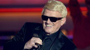 Zum 80. Geburtstag: So ausgefallen feierte Heino in Vegas