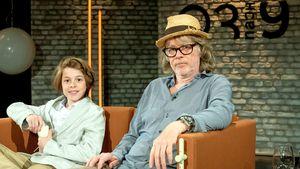 Startet er durch? Helge Schneiders Sohn (11) gibt TV-Debüt