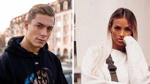 Total nervös: Henrik Stoltenberg lernt Paulinas Mama kennen