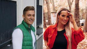 """""""Wilden Jahre vorbei"""": Paulina Ljubas ist echt Henriks Neue!"""