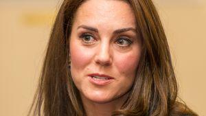 Kate Middleton beim Besuch des Kings College Krankenhauses in London