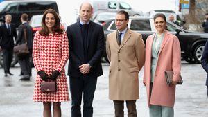 Britischen & schwedische Royals: Darum herrschte Eiszeit!