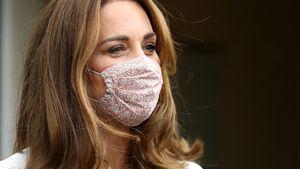 Fashion-Hit: Herzogin Kates Maske ist ein echtes Schnäppchen