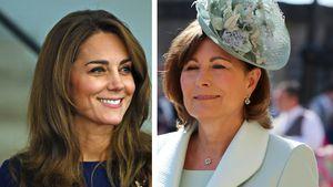 Herzogin Kates Mama hatte Geburtstag: So wurde sie beschenkt