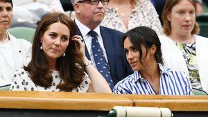 Angst um ihren Titel: Hat Herzogin Meghan Kate kontaktiert?