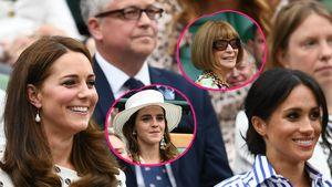 Nicht nur Meghan & Kate: Auch diese Promis in Wimbledon