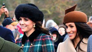Kate top, Meghan Flop: Ist Harrys Liebste mies gekleidet?