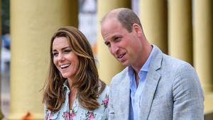 Prinz William und Herzogin Kate lassen Bewerber im Unklaren