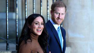 Meghans und Harrys Royal-Rücktritt: So reagieren die Stars