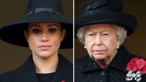 Kein Statement zu Meghans Fehlgeburt: Queen in der Kritik!