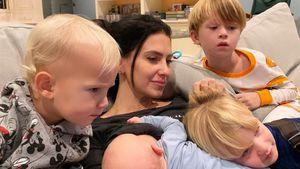 Fünf Kinder: Ist Hilaria Baldwins Babyplanung abgeschlossen?