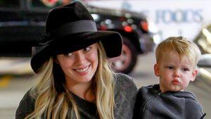 Hilary Duff: Auf flachen Sohlen hoch hinaus