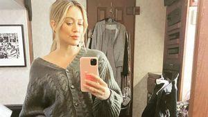 Nach mehreren Covid-Tests: Hilary Duff hatte Augeninfektion