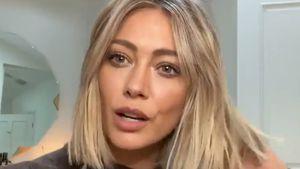 Neues Jahr, neuer Look: Hilary Duff begeistert mit Longbob