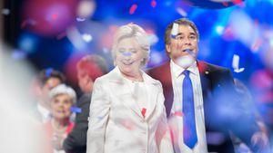 Ganz plötzlich: Hillary Clintons Bruder Tony ist gestorben