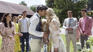 """Erste Bilder von Larissa Marolts """"Sturm der Liebe""""-Hochzeit!"""
