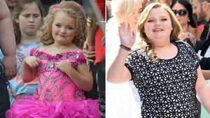 Von wegen Kinder-Beauty-Queen! Honey Boo Boo wird zur Frau