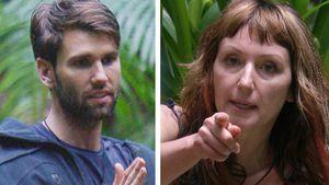 Alexander Keen und Hanka Rackwitz im Dschungelcamp