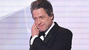 """Hugh Grant findet sich """"zu alt und hässlich"""" für Liebesfilme"""
