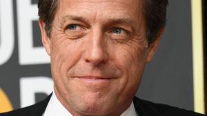 """Vater mit 60: """"Schlimmste und schönste Zeit"""" für Hugh Grant"""