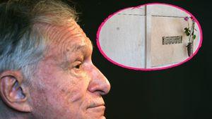 Hugh Hefner beerdigt: So fand der Playboy seine letzte Ruhe
