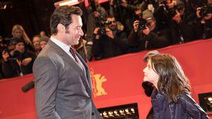 """Hugh Jackman und Dafne Keen auf der """"Logan""""-Premiere der Berlinale"""