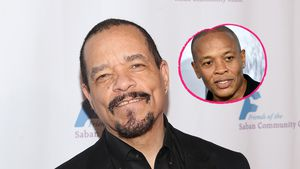 Nach Hirn-Aneurysma: Ice-T gibt Update über Kumpel Dr. Dre
